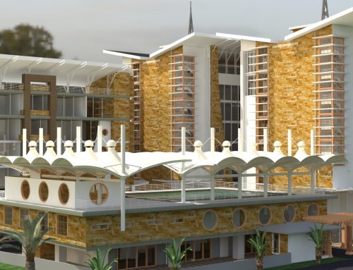 The creation of successful commercial buildings in Kenya