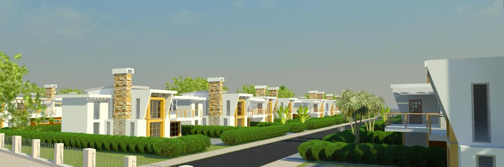 real estate development in Kenya, gated community