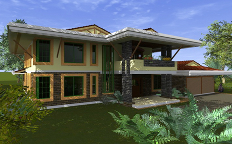 Building Successful Houses For Sale In Kenya, Impact Of Exterior Finishes