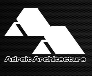 Adroit Logo BW