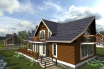 Cottages Gated community in Laikipia by Kenyan architect