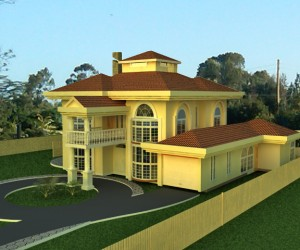House plans for discerning clients, the challenge for Architects in Kenya