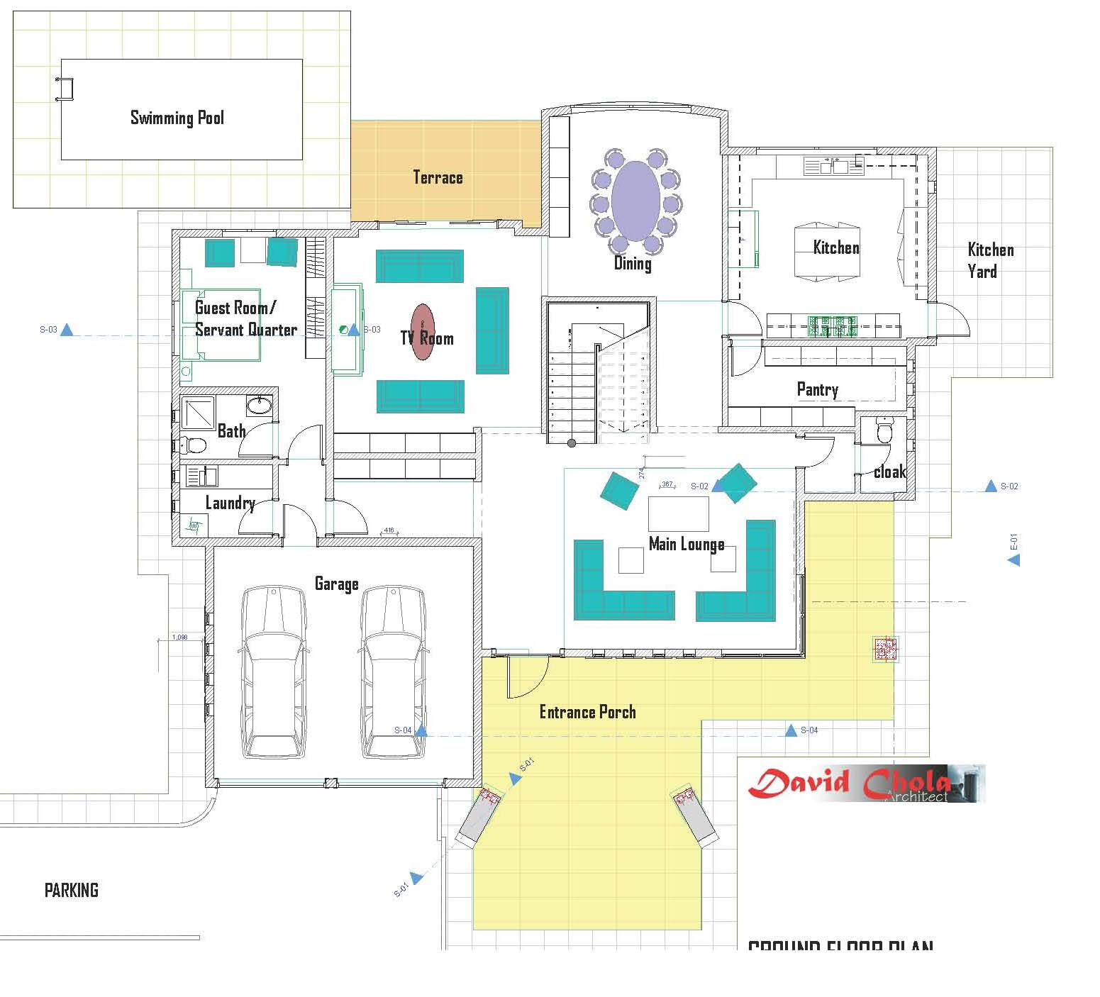 Home / Buy House Plans / House Plans / Kenani Homes House Plan