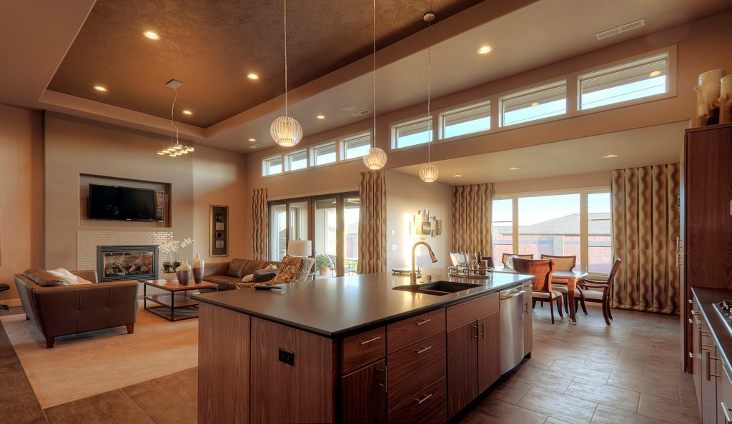 Open Plan House Plans   Open Plan House Plans Pros And Cons Adroit Architecture