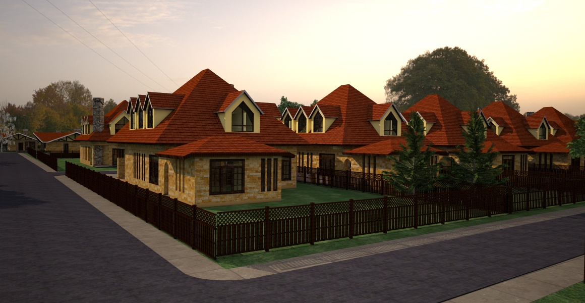 real estate development in Kenya