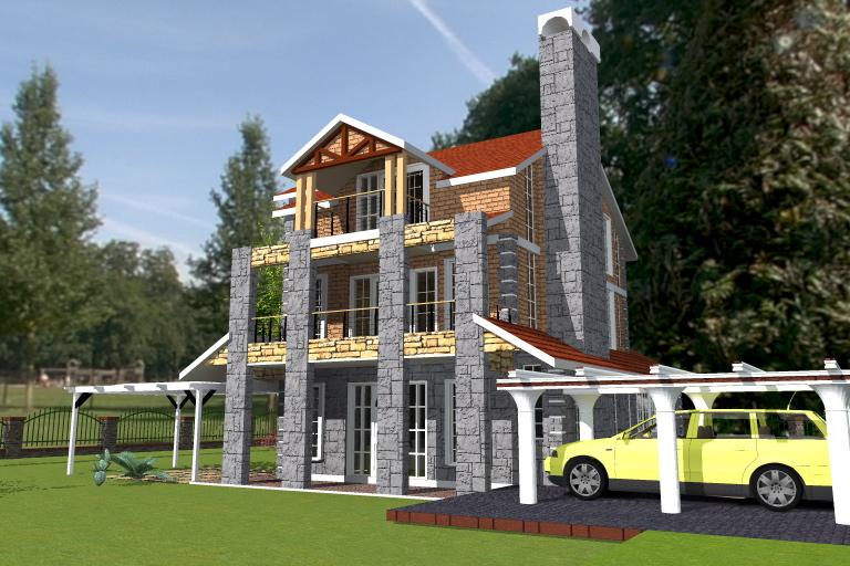 Four Bedroom Home Plans Kenya Joy Studio Design Gallery