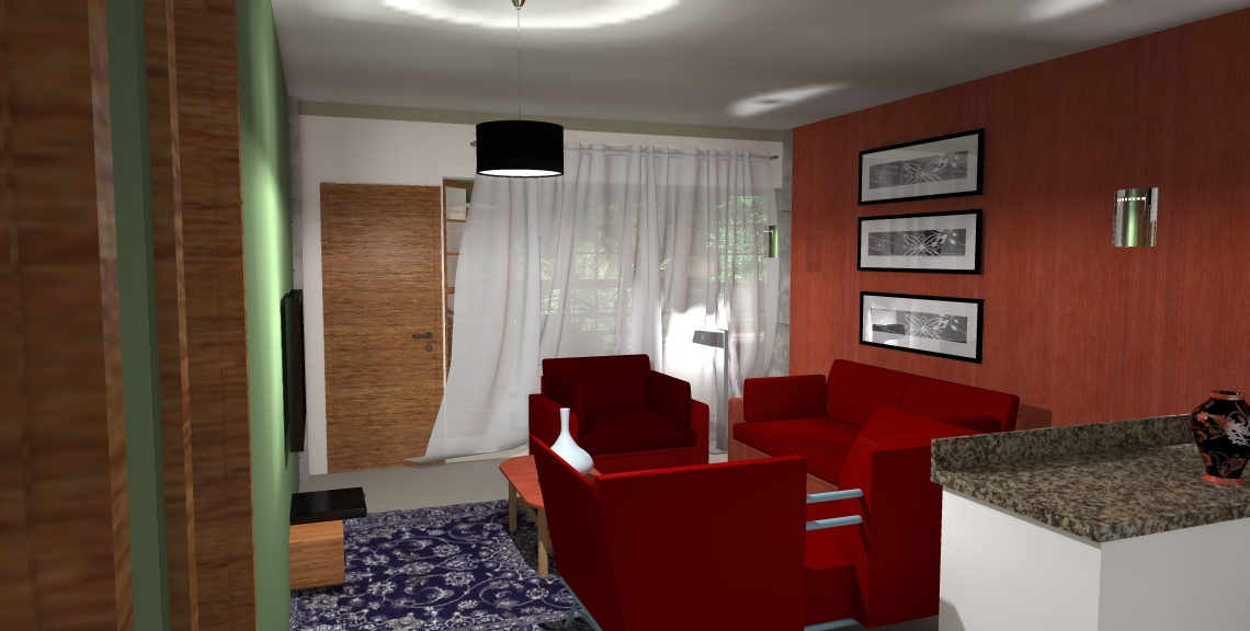 Interior Design Of Apartments By Kenyan Architects