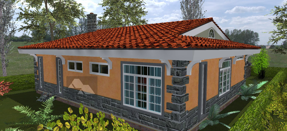 Smart houses in kenya modern house for Modern house plans and designs in kenya