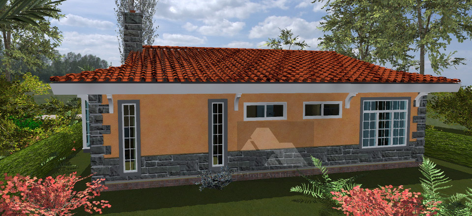 Three bedroom house plans in kenya joy studio design gallery best