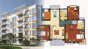 apartment design for house plans in Kenya