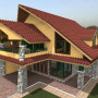 house plans in Kenya, kenani house design