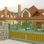 shania villas house plans in Kenya