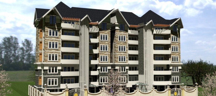 Apartments in Kikuyu, Kiambu