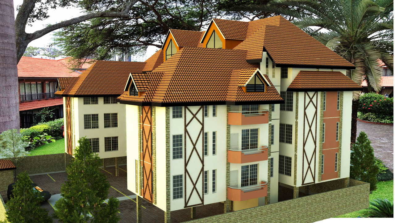 real estate development in Kenya, apartments
