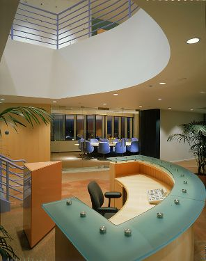 energy efficient airflow through atriums