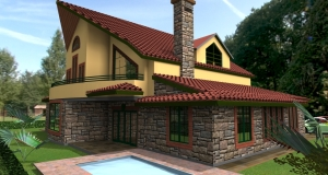 house design by Kenyan architects