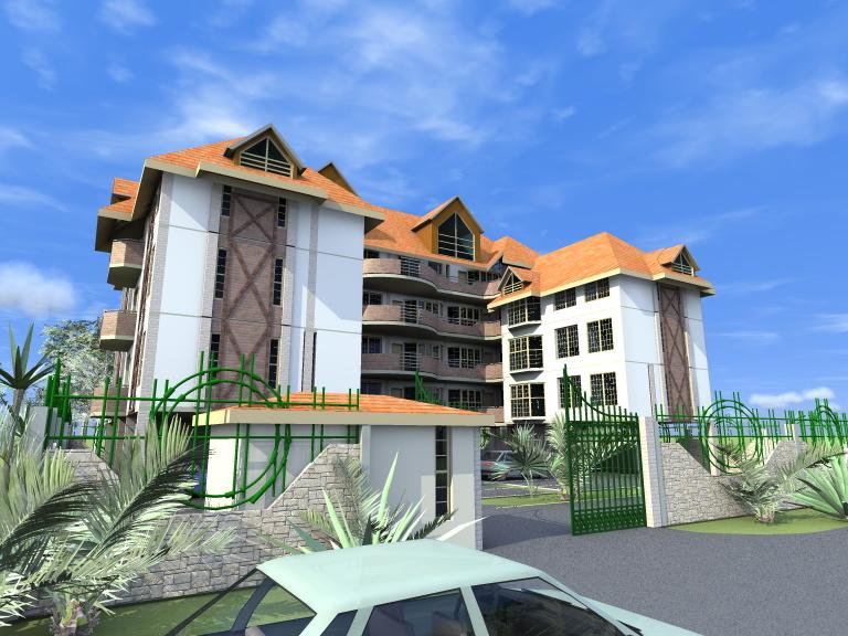 Kenya Architect Project in Nairobi