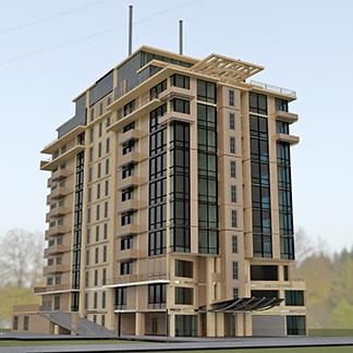 Kenyan Architecture office design