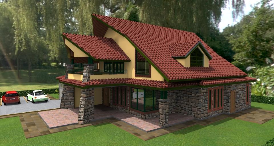Multi-Storey House Plans