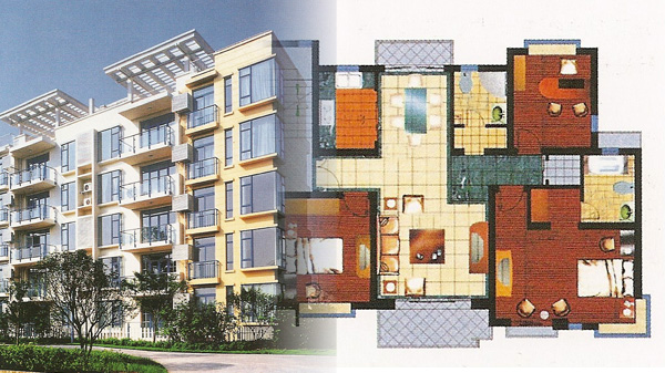 Three Bedroom House Plans In Kenya Adroit Architecture